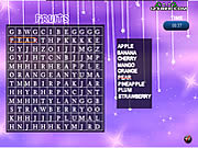 Juega al juego gratis Word Search Gameplay - 19