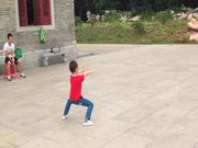 Watch free video Kung Fu Kid Foshan - March 2015