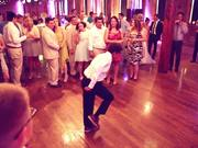 Watch free video Kid Dancing To Billie Jean At A Wedding