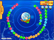 Juega al juego gratis Bear and Cat Marine Balls