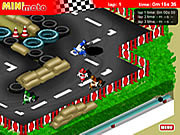 Mini Moto game