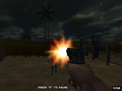 Dead Void game