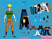 Jogar jogo grátis Naruto Dressup