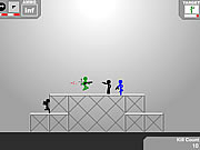 Play Stickman Sam 4 game