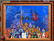 Juega al juego gratis Sort My Tiles He-Man