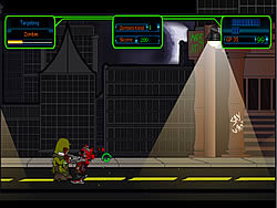 Urban Soldier game