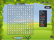 Word Search Gameplay - 28 game