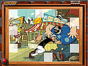 Sort My Tiles Popeye game