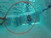 צפו בסרטון מצויר בחינם Mermaid Tail Games - Mermaid Races
