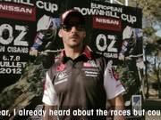 Mira dibujos animados gratis Nissan European Downhill Cup 2012