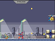 Jogar jogo grátis Megaman Zero Alpha