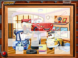 Sort My Tiles Cars game
