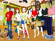 Boy And Girl Dress Up لعبة