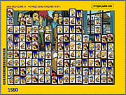 Tiles of The Simpsonsゲーム