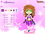 Juega al juego gratis Shyanne Dress Up