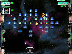 Galaxy Invaders game