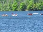 Watch free video Milton Dragon Boat Race Festival - RACE 15