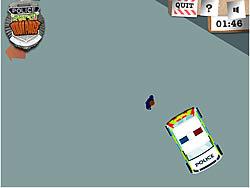 Police Rural Rampage game