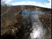 Watch free video The Marsh Stream Canoe Race
