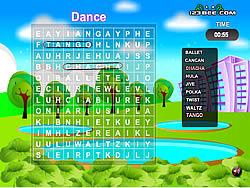 Juega al juego gratis Word Search Gameplay - 41