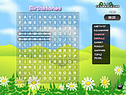 Juega al juego gratis Word Search Gameplay - 44
