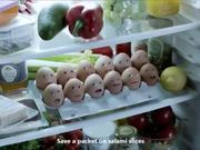 Watch free video MySupermarket Commercial: Singing Eggs