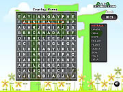 Juega al juego gratis Word Search Gameplay - 46
