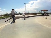 Watch free video All-Star Adventures Colorado Skateboard Tour