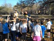Watch free video EB's Running Race, 1st & 2nd Grades
