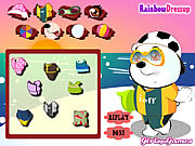 Baby Polar Bear Dress Up game