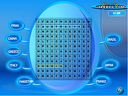Word Search Gameplay - 53 game