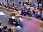 Watch free video Red Bull Soapbox Race 2014 - Best Crashes Clip