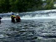 Watch free video Liffey Descent 2011: Lucan Weir