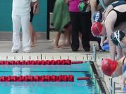 Watch free video Abbey's 100m Butterfly