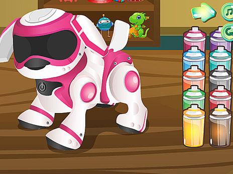 Toys Repair Shop game