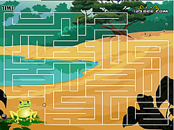 Maze Game - Game Play 13 game