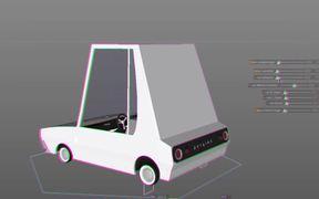 Watch free video Cartoon SPY Car