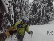 Mira el vídeo gratis de Powder Telemark Weekend 2013