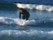 Watch free video Dane & Paige Surf The Pass