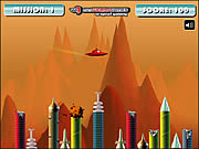 Mission Mars game