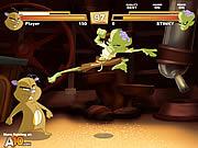 Zombie vs Hamster game