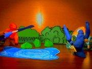 Mira dibujos animados gratis Tollbooth Stirling
