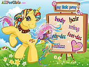 Juega al juego gratis My Little Pony