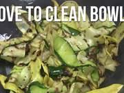 Mira dibujos animados gratis Grilled Zucchini Salad