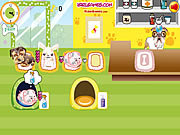 Juega al juego gratis Dr. Bulldogs Pet Hospital