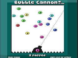 Bubble Cannon game