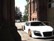 Watch free video AUDI CAR - The East Coast Bagged R8