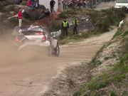Watch free video WRC Portugal   Fafe Rally Sprint 2014   Slowmotion