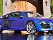 Watch free video Audi R8 V10 Plus