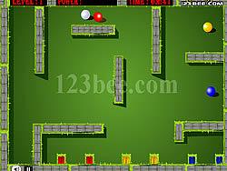 Ball Hitting game